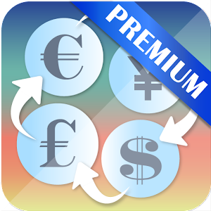 Cover art Currency Converter Premium