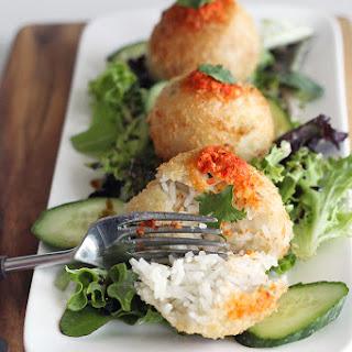 Asian Rice Balls Recipes