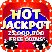 Hot Jackpot Party Slots : Free APK for Ubuntu