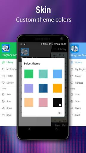 Ringtone Maker - Mp3 Editor & Music Cutter screenshot 4