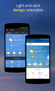 wetter.com - Weather and Radar APK for Bluestacks