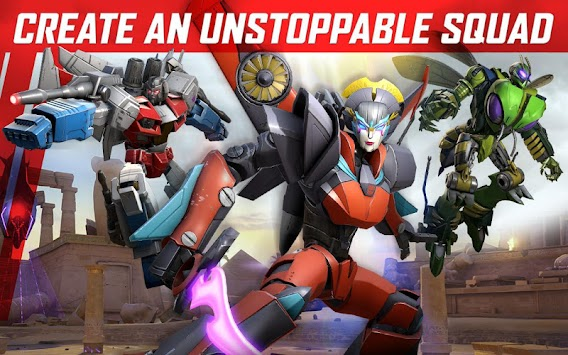 TRANSFORMERS: Forged To Fight APK screenshot thumbnail 3