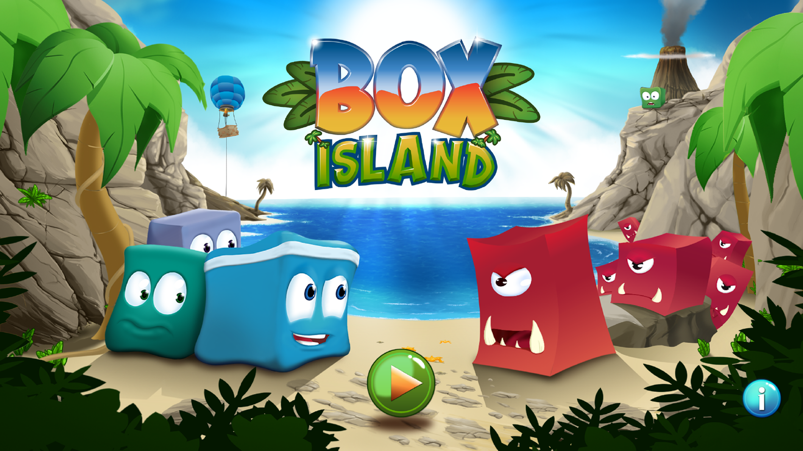 Box Island - Kids Coding Game! (Unreleased) Screenshot 4