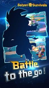 Saiyan Survivals: Space Arena for pc