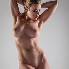 Sculpture by Paul Phull - Nudes & Boudoir Artistic Nude ( body, fit, art nude, sexy, model, artistic, curves )