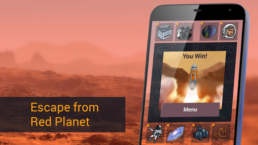 Planet survival: Escape - screenshot