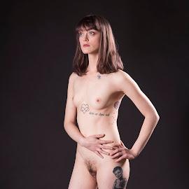 by Darren Carner - Nudes & Boudoir Artistic Nude ( nude, lighting, female )