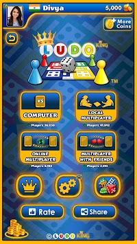 Ludo King APK screenshot thumbnail 1
