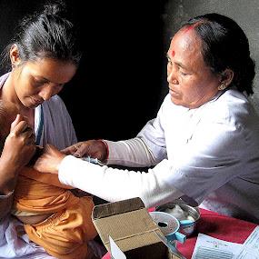 innoculation by Raj Mushahary - News & Events Health