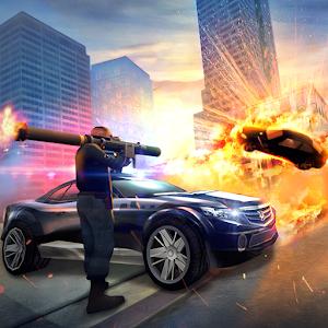 Cover art Police vs Gangster New York 3D