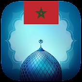 APK App Prayer Times in Morocco 2017 for BB, BlackBerry