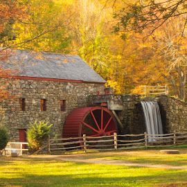 Autumn in New England by Peter Miller - Uncategorized All Uncategorized