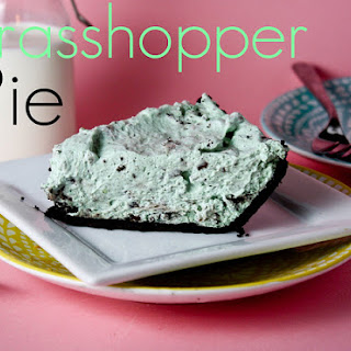 Grasshopper Pie Without Alcohol Recipes