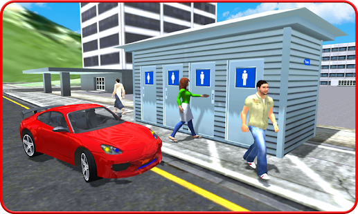 Game Emergency Toilet Simulator Pro apk for kindle fire