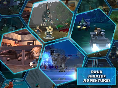LEGO® Jurassic World™ for Lollipop - Android 5.0