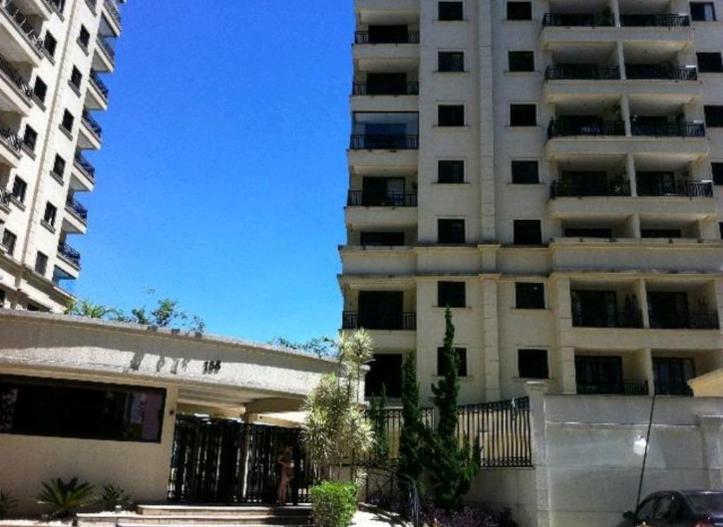 Apartamento residencial para locação, Vila Adyana, São José