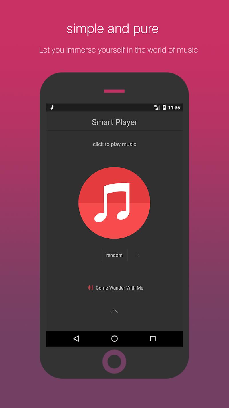 Smart Player Pro - Smartest music player Screenshot 0