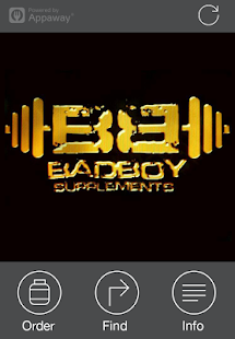 Badboy Supplements Chippenham - screenshot
