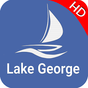 Lake George - New York Offline GPS Nautical Charts For PC / Windows 7/8/10 / Mac – Free Download