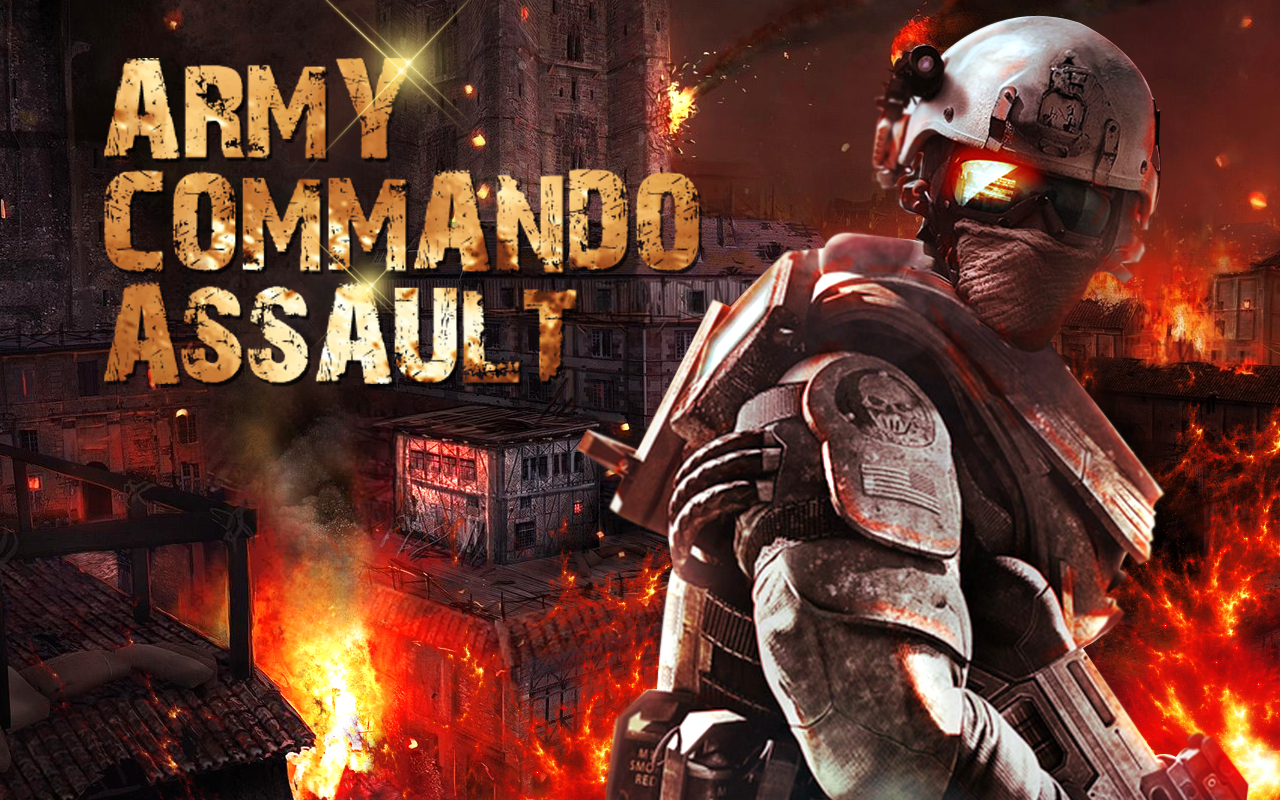 Army Commando Assault Screenshot 5