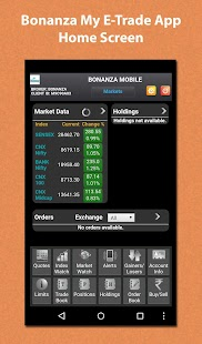 Bonanza My E-Trade- screenshot thumbnail