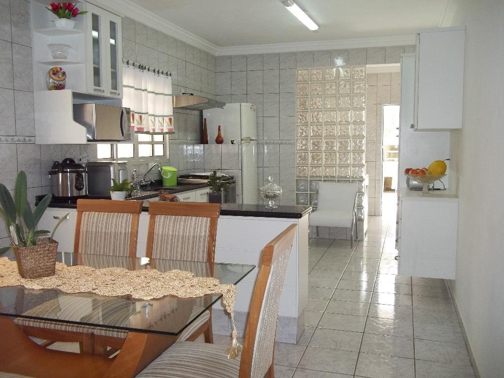 Casa 3 Dorm, Cidade Nova, Jundiaí (CA1063)