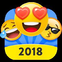 Smiley Emoji Keyboard 2018  Cute Emoticons on PC / Windows 7.8.10 & MAC
