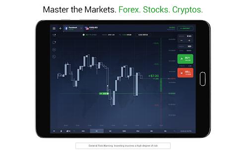 IQ Option broker: trade forex, CFD's, bitcoin APK for Bluestacks