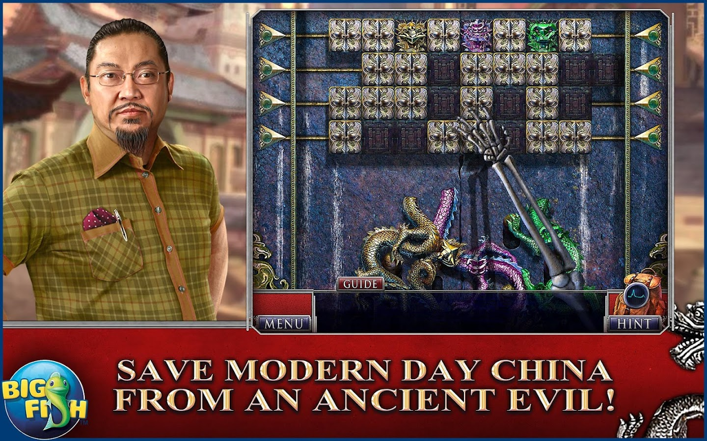 Hidden Expedition: The Eternal Emperor Screenshot 7