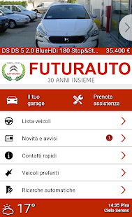 Futurauto - screenshot