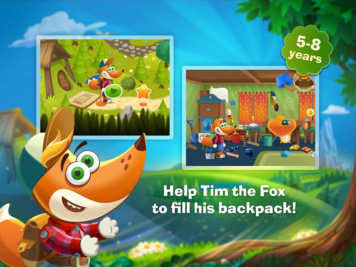 Tim the Fox - Travel Screenshot 5
