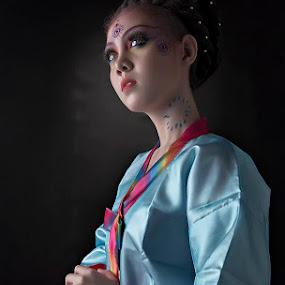 Princess  by Andy Noer - People Fine Art