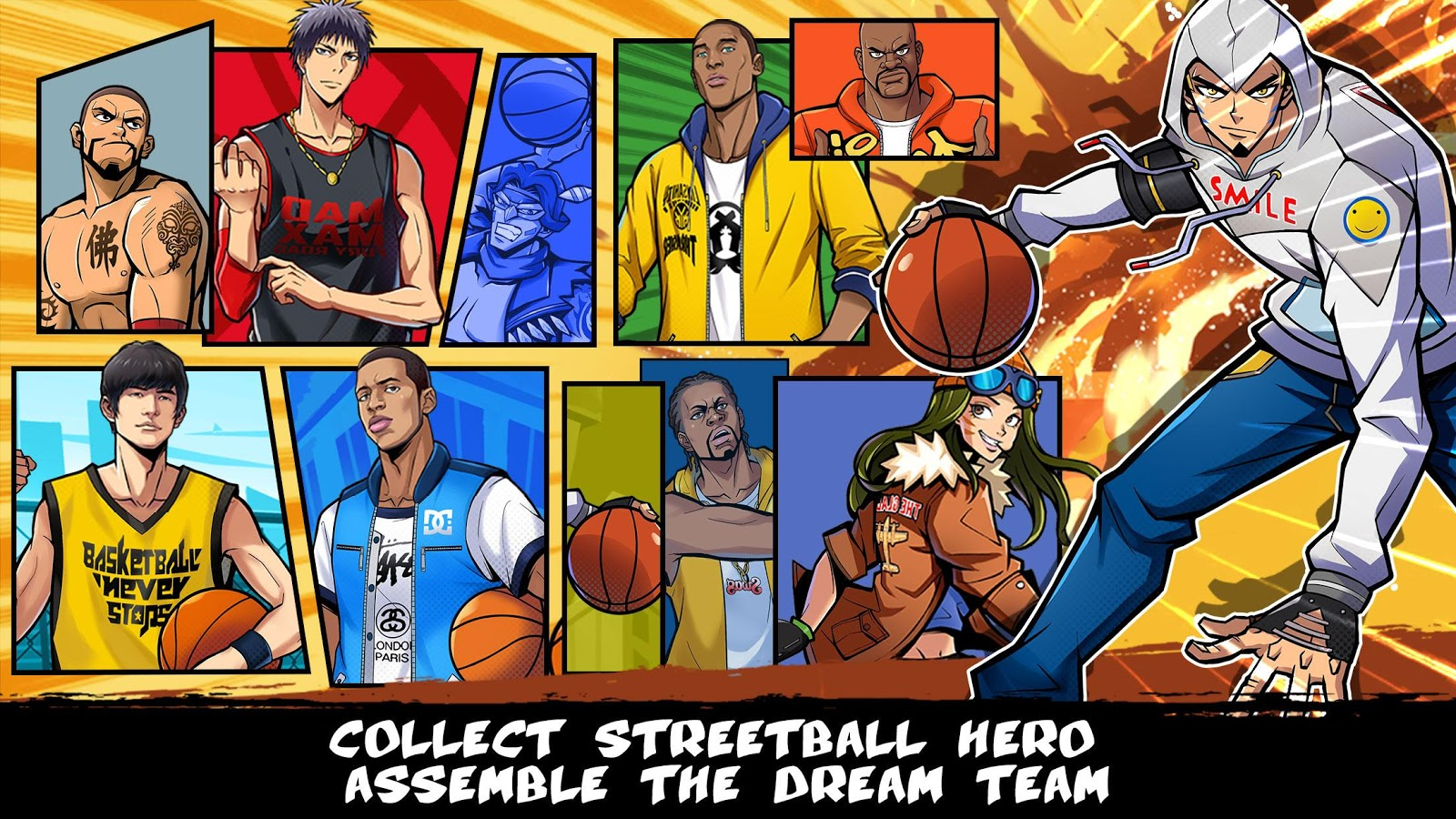 streetball held 2017 finale mvp android spiele download. Black Bedroom Furniture Sets. Home Design Ideas