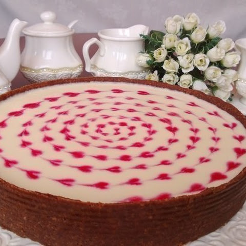 Cheesecake Without Baking With Marshmallow Cream