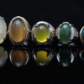 Indonesian Gems by Norbertus Cahya H A - Artistic Objects Jewelry