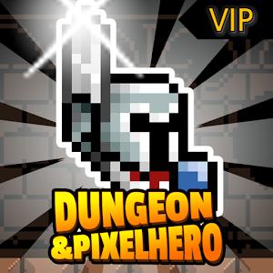 Dungeon X Pixel Hero VIP For PC / Windows 7/8/10 / Mac – Free Download