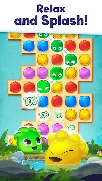 Jelly Splash - Line Match 3 APK screenshot thumbnail 2