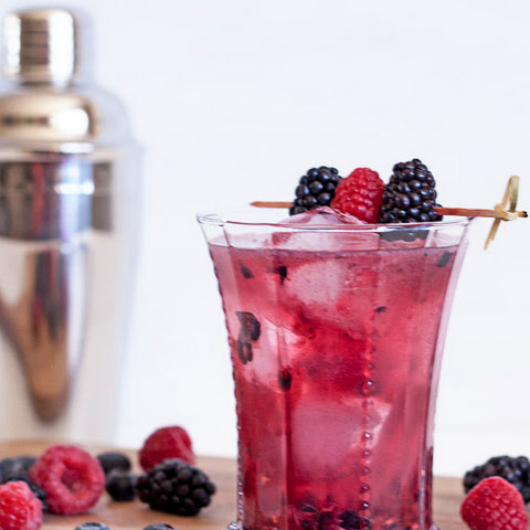 Berry Stomp Cocktail