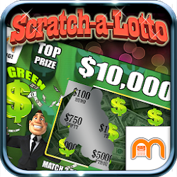 Scratch a Lotto Scratchcards