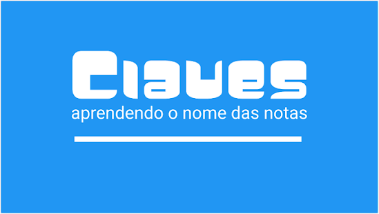 Claves - as notas na pauta- screenshot thumbnail