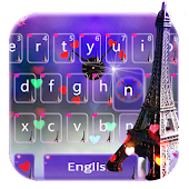 APK App Eiffel tower Keyboard Theme for BB, BlackBerry