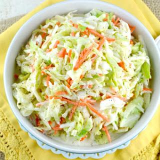 Kfc Cabbage Salad Recipes