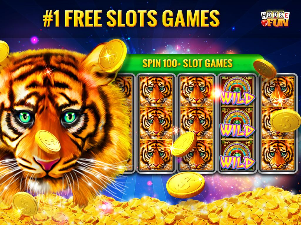 House of Fun-Free Casino Slots Screenshot