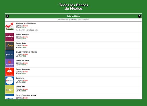 Dollar Price in México screenshot 10