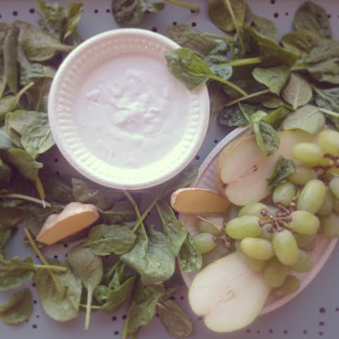 how to make a smoothie with spinach and fruit