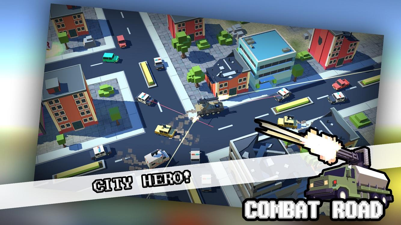 Combat Road Screenshot 6