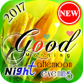 Good Morning, Afternoon, Night APK for Kindle Fire