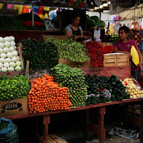 Vegetables and more by Cristobal Garciaferro Rubio - City,  Street & Park  Markets & Shops ( pwcmarkets )