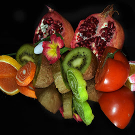 fruits,vegetables and candys by LADOCKi Elvira - Food & Drink Fruits & Vegetables