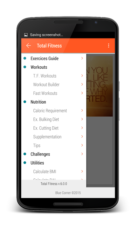 Total Fitness PRO Screenshot 1